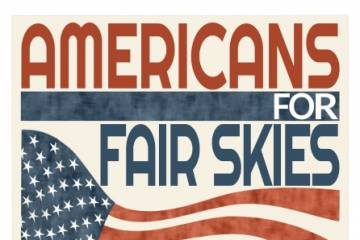Americans for Fair Skies logo
