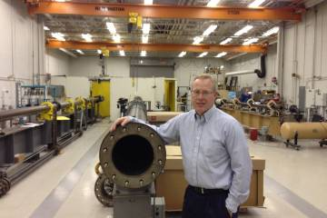 URDI's Kevin Poormon has been testing aircraft data recorders for nearly two decades