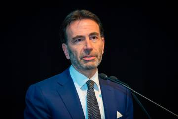 Massimo Garbini, Sesar Deployment Alliance managing director