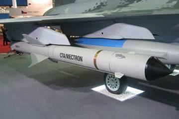 Mectron MAR-1 missile