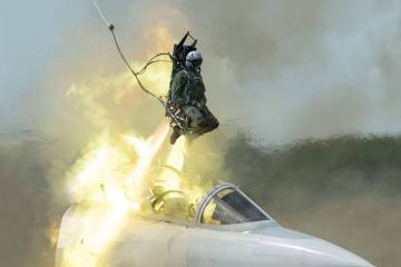 Martin-Baker ejection seat