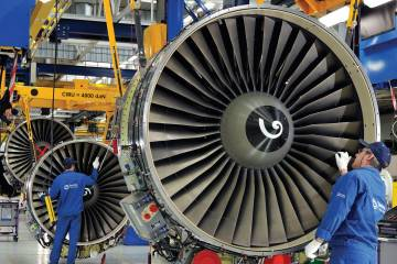 CFM's Leap engine