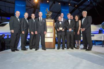 2015 Collier Award goes to Gulfstream