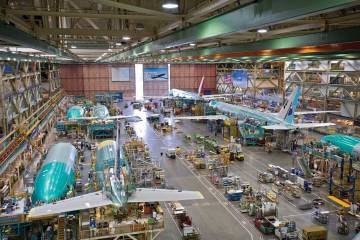 777 production line