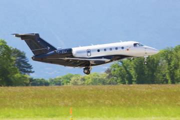 Embraer Executive Jets' Legacy 450