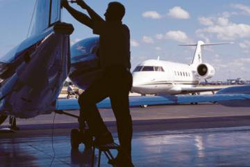 Job posting specialist JSfirm has seen double-digit annual growth in listings over the past 15 years, making it tough to argue that demand for aircraft personnel isn't real.