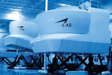 Long known as a builder of sophisticated full-motion simulators, Canadian company CAE has also invested heavily in establishing training programs to match its equipment. It offers training in a wide range of business aircraft, with more to come.
