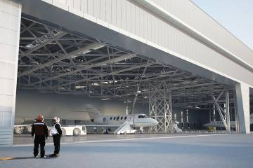Located at the Seoul-Gimpo Business Airport's dedicated Aviation Center, South Korea's first FBO will be operated by a joint venture of Avjet Asia and the Korea Airports Corp.