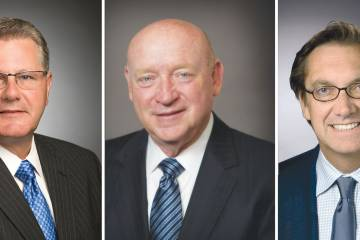 The Global Jet Capital management team includes industry veterans Shawn Vick, Bill Boisture and David Rowe.