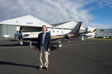100th Daher TBM 900 Delivery