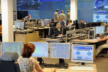 Eurocontrol Network Manager Operations Center