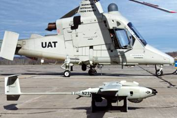Lockheed Martin unmanned aircraft systems