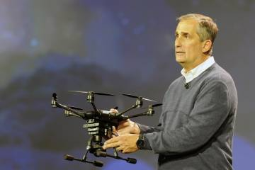 Intel Corporation CEO Brian Krzanich
