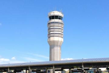 Reagan Washington National Airport tower