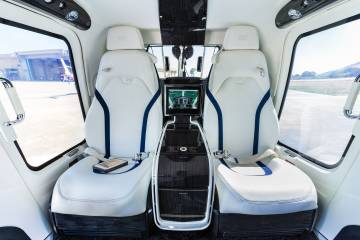 Bell 429 MAG cabin