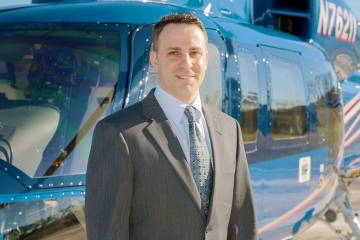 Sikorsky's commercial systems and services  v-p Dana Fiatarone sees the EMS and search-and-rescue markets as having the potential to offset  the flagging oil market.