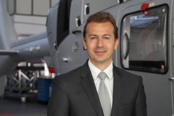 Airbus CEO Guillame Faury is focusing on the positives as the company reports fewer deliveries than expected for 2015.
