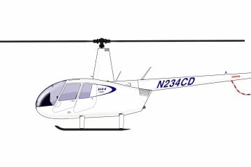 Robinson unveiled the two-place R44 Cadet at last year's Heli-Expo and is expected to release more details at this year's event.