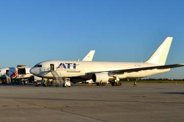 ATSG Boeing 767 freighters