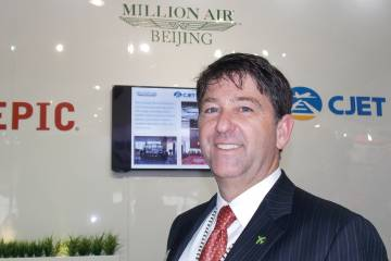 Million Air CEO Roger Woolsey