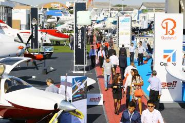 Latin American business aviation gets the spotlight at the LABACE show, with 150 exhibitors expected this year.