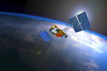 Iridium Next satellite