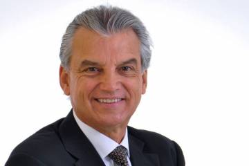 Embraer Commercial Aviation president and CEO Paulo Cesar de Souza e Silva