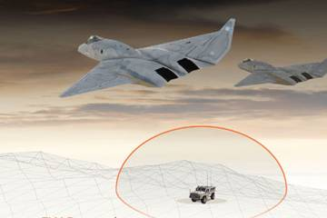 BAE electronic warfare