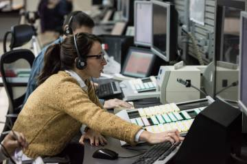 Argentinian air traffic controller