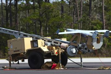RQ-21A Blackjack unmanned aircraft system