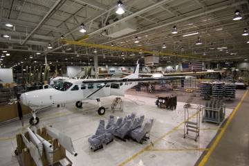 Cessna Caravan production