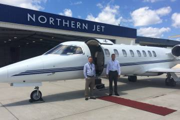 Northern Jet Management Learjet 45XR