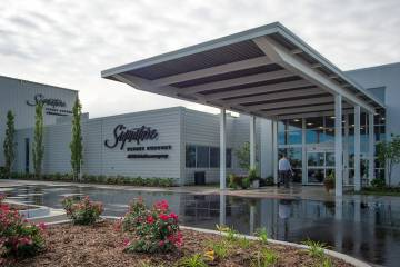 Signature's FBO at Gerald R. Ford International Airport