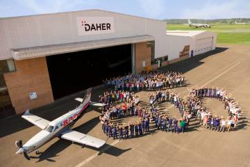 Daher 800th TBM
