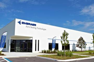 Embraer Aero Seating Technologies Titusville, Florida