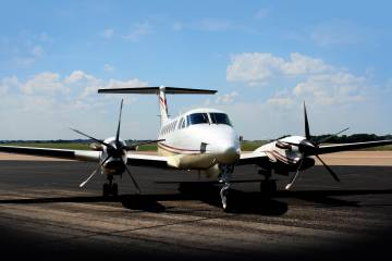 Blackhawk Modifications King Air 350