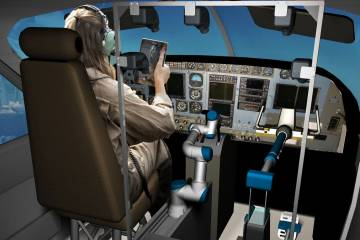 Aurora's Aircraft Labor In-cockpit Automation System—aka Alias—recently concluded a round of tests aboard the company's Cessna Caravan turboprop. The system is designed to serve as a transferable virtual copilot that can help pilots fly in multiple aircraft.