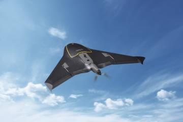 Trimble UX5 flying wing