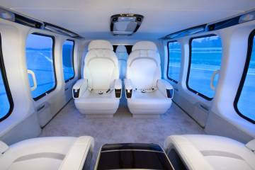 MAGnificent interior, Bell Relentless