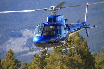 H125 in flight