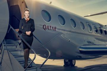 Qatar Executive is now the world's leading operator of Gulstream's flagship G650.