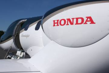 With a selection of new speed records to its credit, the HondaJet is now represented by dealers covering potential new markets. SYI Aviation in Panama City, Panama, is expected to expand Honda Aircraft's presence in the middle Americas.