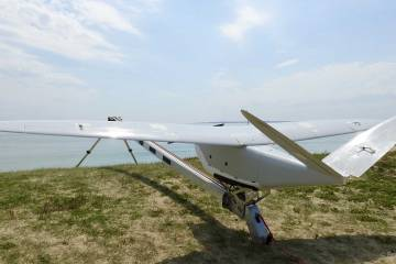 Delair-Tech DTM26M fixed-wing drone