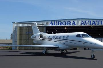 Aurora Aviation's Hangar