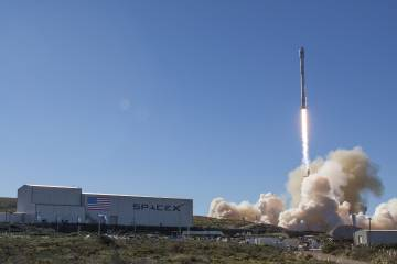 SpaceX Iridium-1 mission