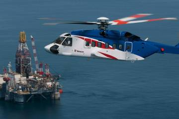 HeliOffshore's work to create best practices for health and usage monitoring systems (HUMs) helped pave the way for a PHI-operated Sikorsky S-92 to become the first aircraft to use a new real-time HUMS system last week.