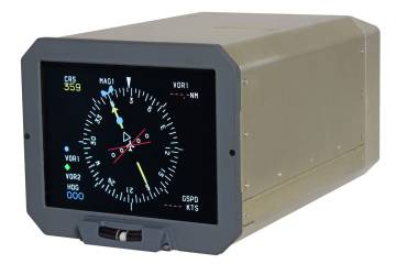 DAC International has received FAA supplemental type certificate approval to install the Esterline CMC (Booth 3207) CMA-6800 LCD display on the Sikorsky S-76B/C series helicopter, including the S-76C+/C++ models.
