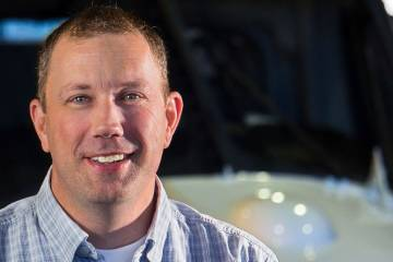 Mecaer Aviation Group named Gary Brown as its new director of maintenance.