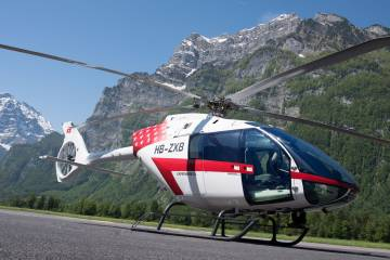 Andreas Loewenstein recently took the helm of Marenco Swisshelicopter, which aims to certify its SKYe SH09 next year.