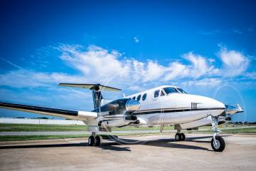 Beechcraft King Air Series twin